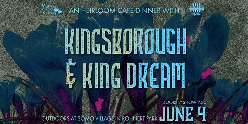 Kingsborough and King Dream