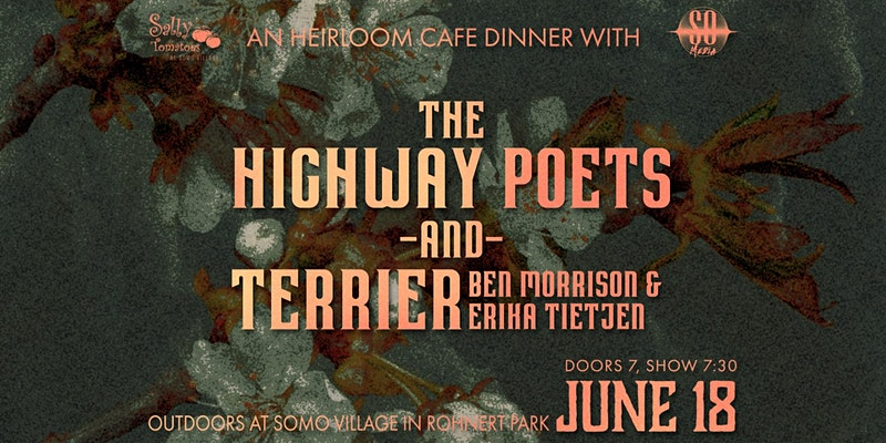 The Highway Poets and TERRIER