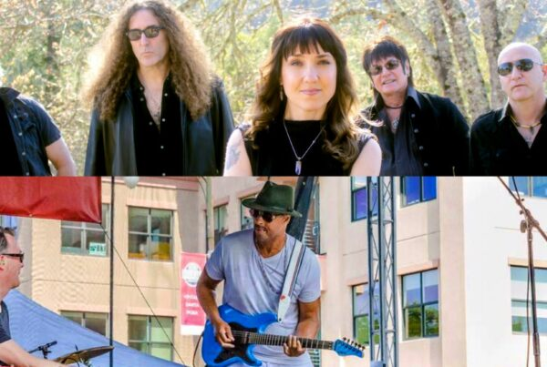 Luvplanet & Dylan Black Project at SOMO Grove Dinner Series