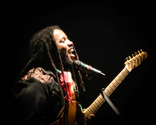 Stephen Marley Brings His Babylon By Bus Tour
